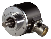 Small but Rugged Multi-Turn Absolute Encoder - Industrial