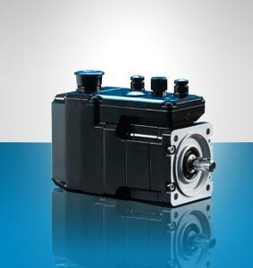 Low voltage integrated servo motor drive amk drives for Integrated servo motor and drive