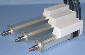 New 24V Integrated Electric Actuators are Rated to 500N Max Thrust