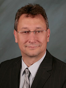 Dirk Watzke, senior vice president, operations, of the Lenze Americas business leadership team
