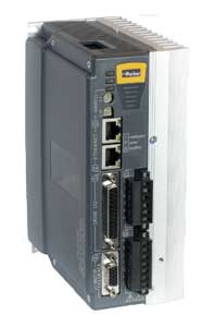 Parker IPA can be used as a fully-programmable controller or within an EtherNet/IP network with available add-on instructions.