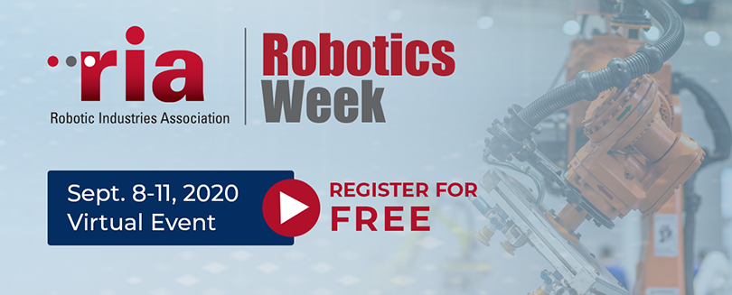 RIA Robotics Week